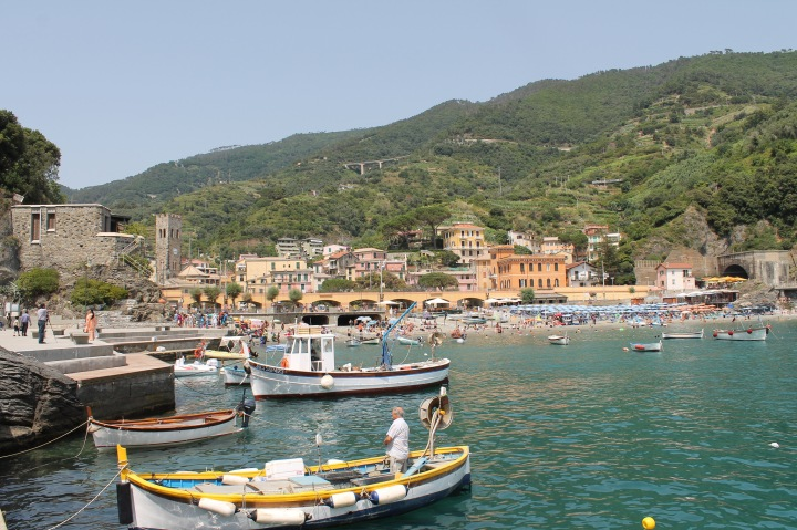 The Magic of Monterosso al Mare