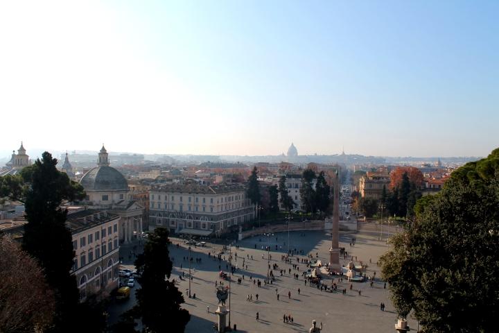 The Rome LessTraveled