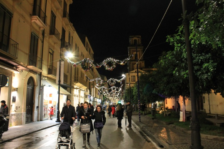 A Winter Weekend in Sorrento