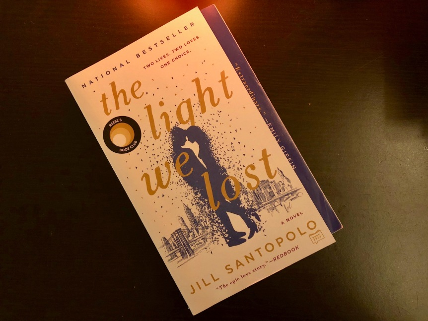 Book Club Reviews: The Light WeLost
