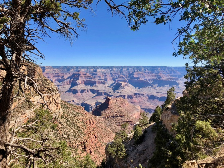 Seeing the South Rim of the Grand Canyon