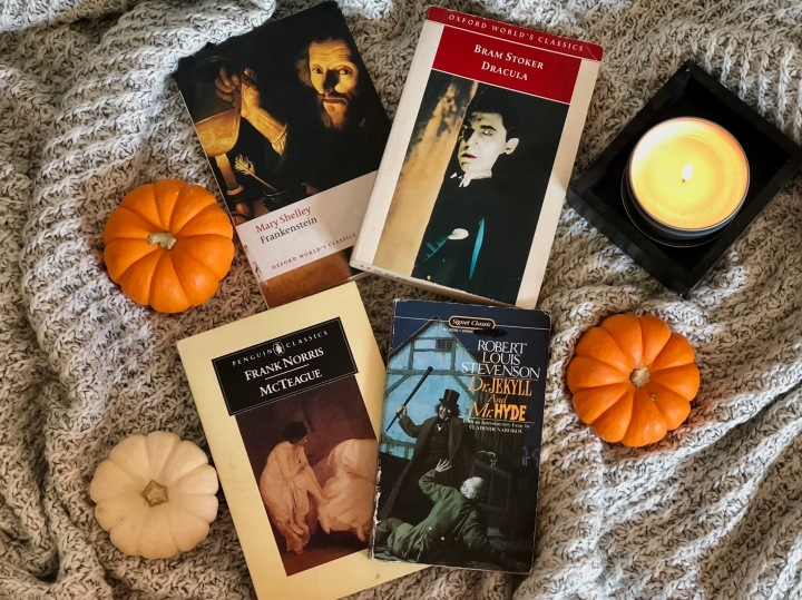 Four Classic Horror Stories forHalloween